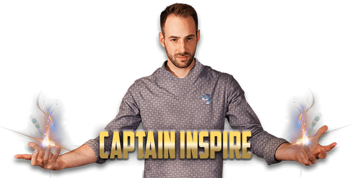 Meet Captain Inspire