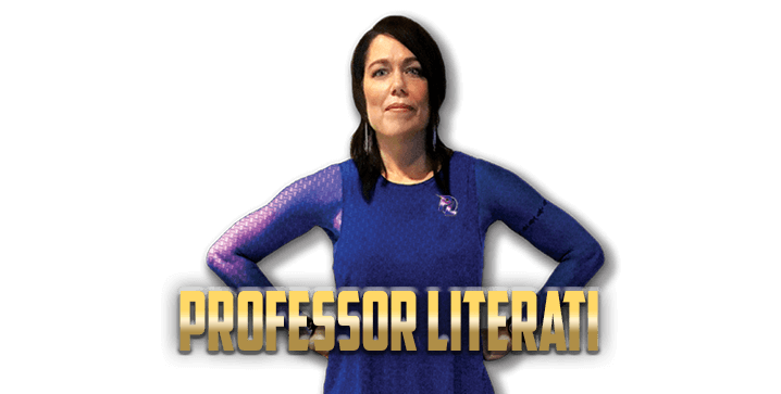 Meet Professor Literati